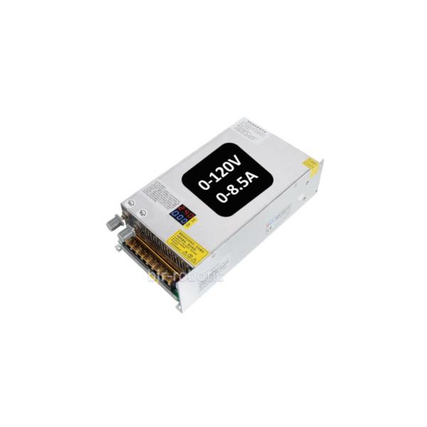 منبع تغذیه سوئیچینگ 120 ولت 8.5 آمپر قابل تنظیم 1000W
