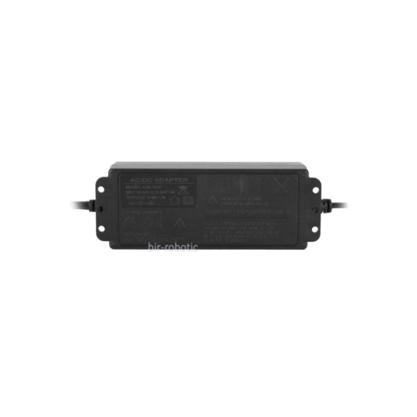 آداپتور برق متغیر قابل تنظیم 24-3 ولت 2.5 آمپر
