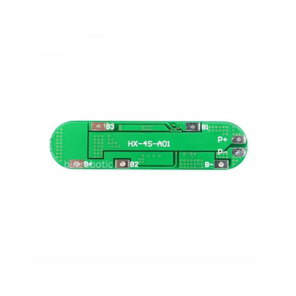 برد کنترل باتری 4 سل لیتیوم 5 آمپر