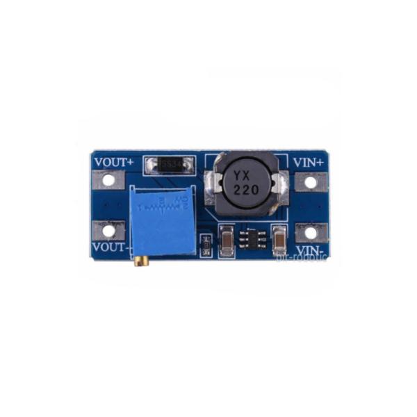 ماژول رگولاتور DC به DC افزاینده 2 آمپر MT3608