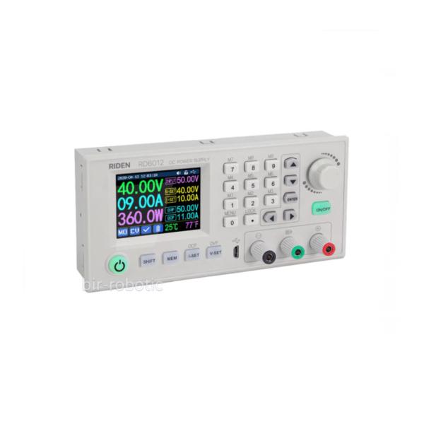 ماژول کاهنده ولتاژ و جریان RD6012W با رابط بیسیم