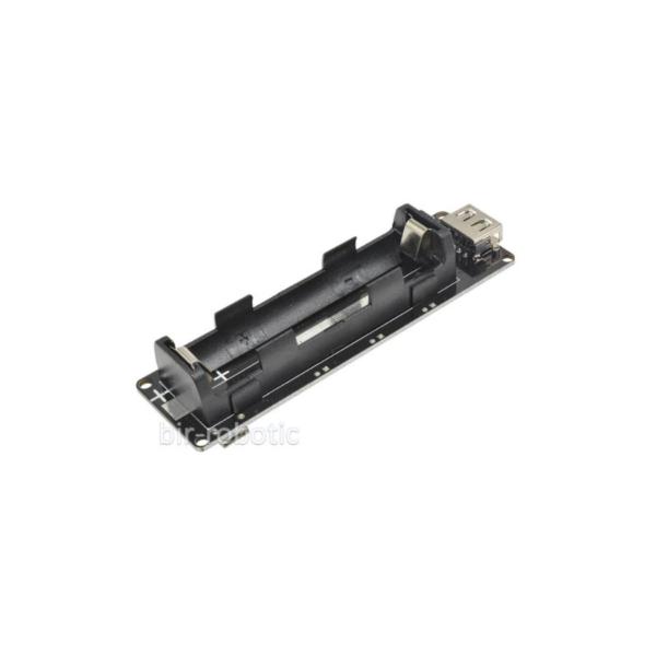 شیلد باتری لیتیومی 18650 تک سل