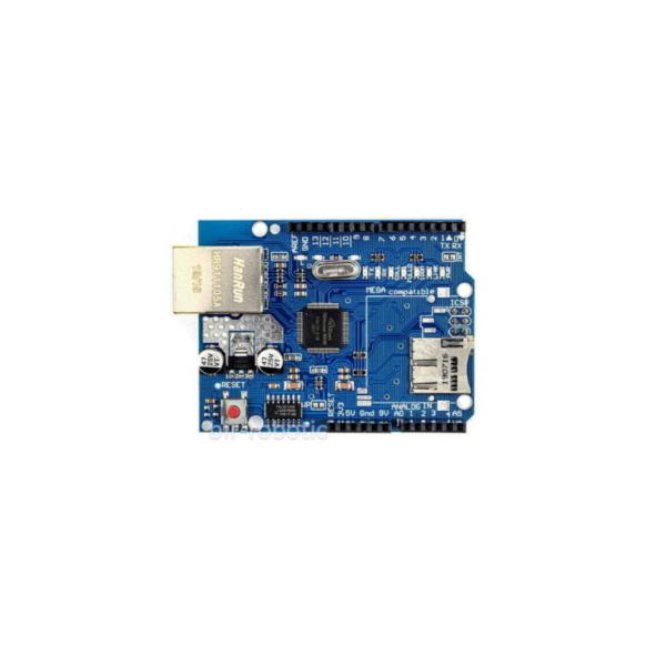 شیلد شبکه W5100 اترنت آردوینو