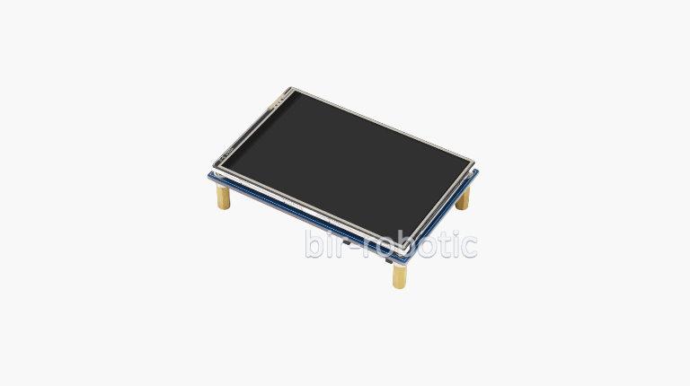نمایشگر 3.5 اینچ لمسی مقاومتی رزبری پای Pico عنوان اصلی