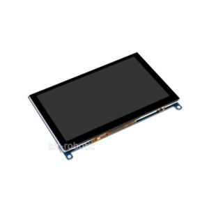 تصویر اصلی نمایشگر 5 اینچ لمسی مدل (H) خازنی با ورودی HDMI