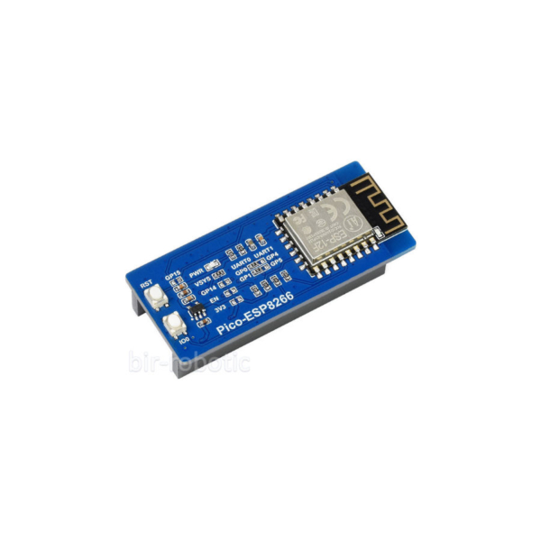 ماژول WIFI ESP8266 رزبری پای Pico تصویر اصلی