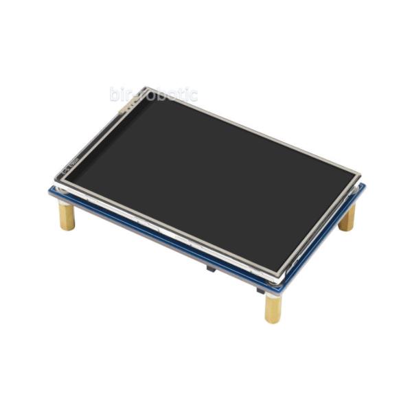 نمایشگر 3.5 اینچ لمسی مقاومتی رزبری پای Pico