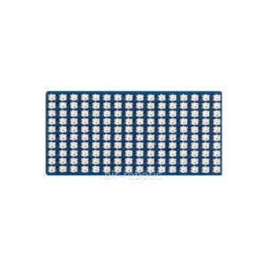 پنل LED ماتریسی رنگی RGB رزبری پای Pico نمای بالای محصول