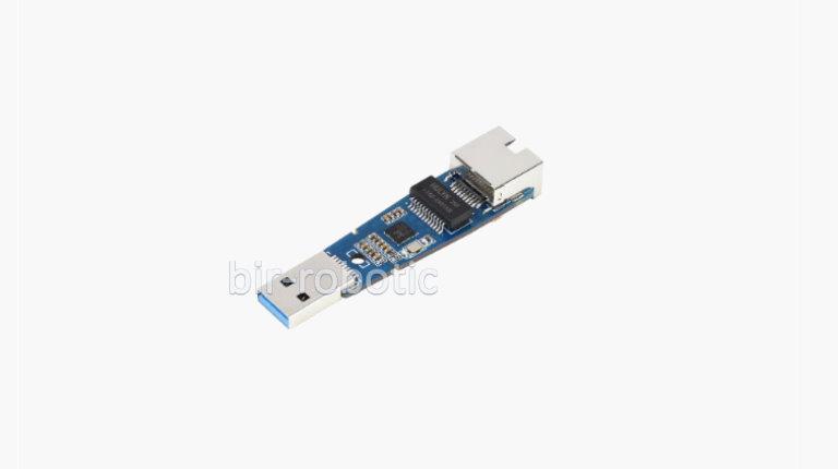 مبدل USB3.2 به گیگابیت اترنت تصویر متن