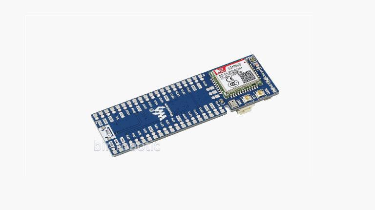 GNSS مدل SIM868 رزبری پای Pico تصویر متن اصلی