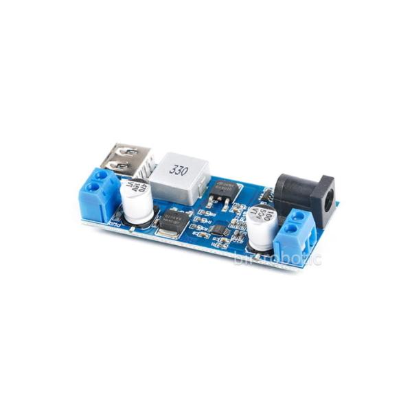 کاهنده 5 ولت 5 آمپر مدل XY-3606 با USB