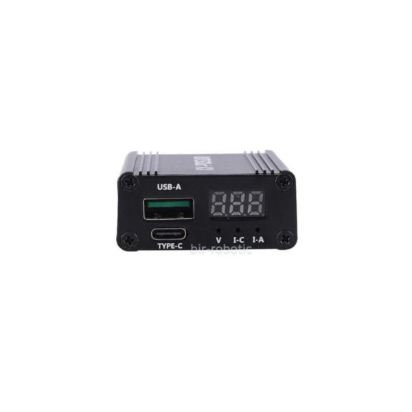مبدل ولتاژ 28 ولت به فست شارژ برای شارژ انواع موبایل